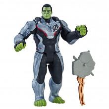 Avengers - Figurka Hulk z akcesoriami - E3938