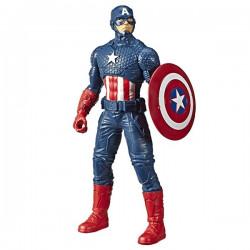 Avengers - Kapitan Ameryka - Ruchoma figurka 24cm - E5579