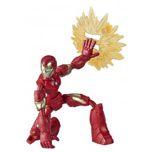 Avengers - Bend and Flex - Iron Man - E7870