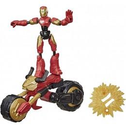 Avengers – Bend and Flex – Iron Man z pojazdem F0244