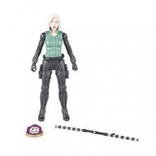 Avengers - Figurka Czarna Wdowa 13cm i dodatki - E0605 E1411