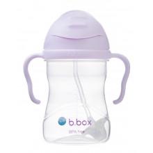 B.Box - Bidon niekapek z dociążoną słomką - Kolor Gelato boysenberry - 00518