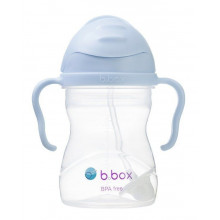 B.Box - Bidon niekapek z dociążoną słomką - Kolor Gelato bubblegum - 00519