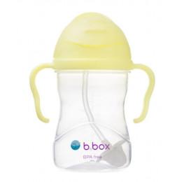 B.Box - Bidon niekapek z dociążoną słomką - Kolor Gelato banana split - 00522