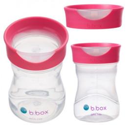 B.Box – Kubek treningowy 240 ml – Malinowy 00631