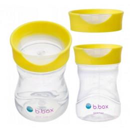 B.Box – Kubek treningowy 240 ml – Cytrynowy 00633