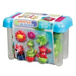 B.Toys - Klocki jeżyki - Dżungla - 58 el. w pudełku 3067Z
