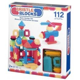 B.TOYS 3091 Elastyczne Klocki Jeżyki Bristle Blocks 112 el