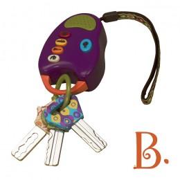 B.Toys - Zestaw kluczyków z pilotem Funkeys - BX1200