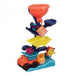B.Toys - Młyn wodny z akcesoriami do zabawy w piasku - BX1310