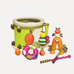 B.Toys -  Bębenek z instrumentami - BX1007