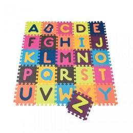 B.TOYS Mata piankowa z puzzlami ALFABET BX1210
