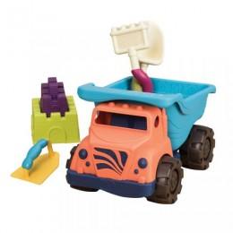 B.Toys - Ciężarówka z akcesoriami plażowymi - BX1311