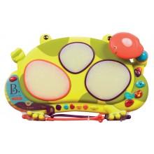 B.Toys - Perkusja Żaba Ribbit - tat - tat BX1389