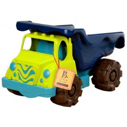 B.Toys – Olbrzymia ciężarówka wywrotka - granatowa BX1429