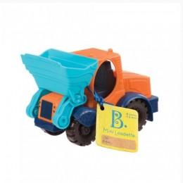B.TOYS BX1440 Mini koparka z turkusową łyżką