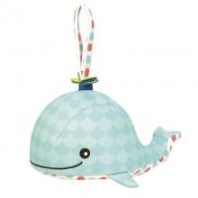 B.Toys Wieloryb - biały szum i projekcja świateł BX1457