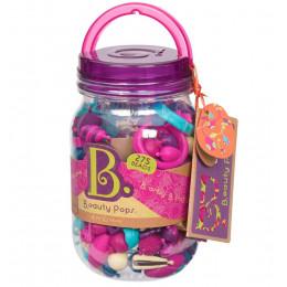 B.Toys - Koraliki do tworzenia biżuterii - Beauty Pops 275el. - BX1467
