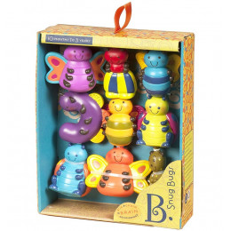 B.Toys - Wesołe owady do łączenia - Snug Bugs  BX1099 BX1476