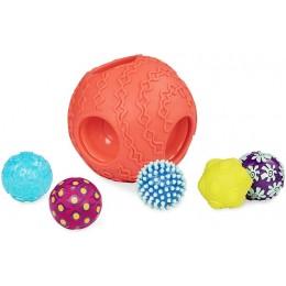 B.Toys – Ballyhoo Balls – Zestaw piłek sensorycznych BX1479