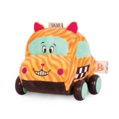 B.Toys - Pluszowe autko z napędem - Kotek BX1538