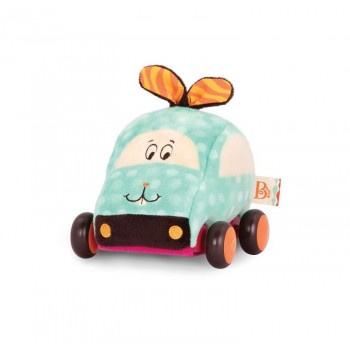 B.Toys – Pluszowe autko z napędem – Królik BX1539