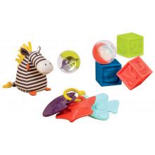 B.Toys - Zestaw zabawek dla niemowląt Wee B.Ready - BX1569