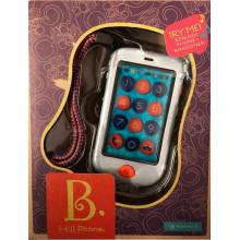 B.Toys - Dotykowy telefon komórkowy - srebrny - BX1697