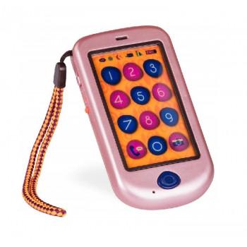 B. Toys – Telefon dotykowy – Różowe złoto - BX1698