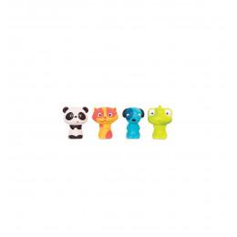 B. Toys – Zestaw 4 pacynek Załoga B - BX1739
