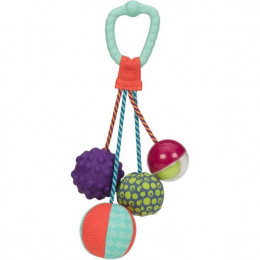 B. Toys – Gryzak sensoryczny z piłeczkami - BX1764