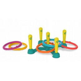 B.Toys – Gra zręcznościowa – Rzucanie obręczami do celu BX1890
