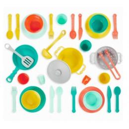 B.Toys – Zastawa stołowa + akcesoria kuchenne BX2035