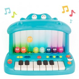 B.Toys – Pianino Hippo Pop LB1650