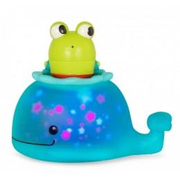 B.Toys – Świecący wieloryb do kąpieli LB1712