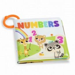B.Toys – Wodoodporna miękka książeczka do kąpieli – liczby – język angielski – LB1838