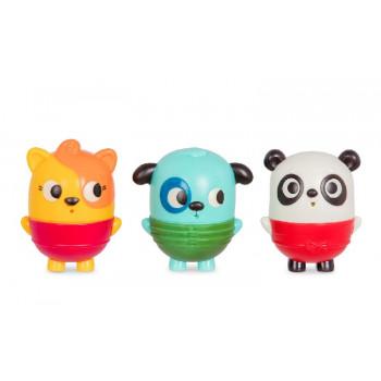 B.Toys - Zestaw trzech sikawek do wody – LB1845