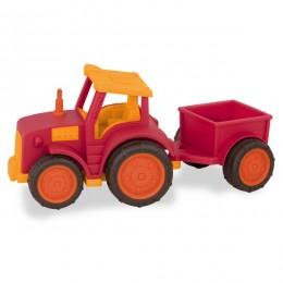 B.TOYS - Wonder Wheels - Traktor z przyczepką - VE1018