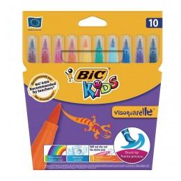 Bic Kids – Flamastry pisaki pędzelkowe Visaquarelle – 01553