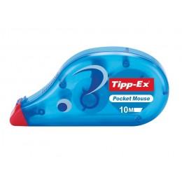 BIC – Korektor w taśmie myszka Tripp-Ex 10m – 10883