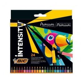 BIC – Pisaki flamastry Intensity Premium – 24 kolory 5157