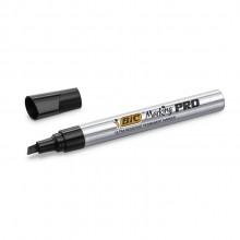 BIC – Marker permanentny Marking PRO do szkła drewna metalu – czarny – 6366