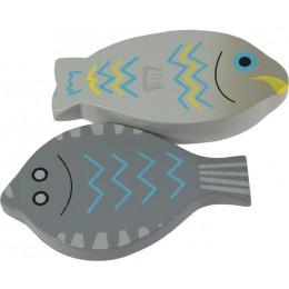 BigJigs BJF112 Drewniana ryba