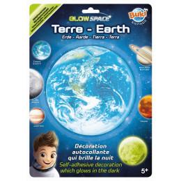 BUKI - Planety świecące w ciemności – Ziemia – 3DF2