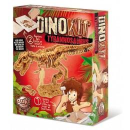 BUKI – Mały archeolog - Dinokit Tyranozaur 439TYR