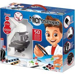 BUKI – Mikroskop 50 doświadczeń MR600