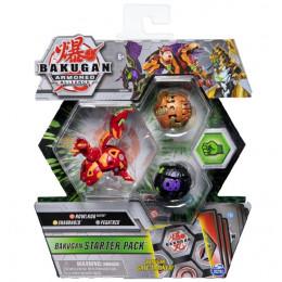 Bakugan Armored Alliance – Zestaw startowy: Howlkor Ultra, Dragonoid, Pegatrix – 2475