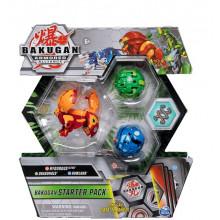 Bakugan Armored Alliance – Zestaw startowy: Hydorous, Dragonoid i Howlkor – 2476