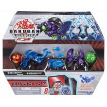 Bakugan Armored Alliance – Baku-Gear Pack: Nillious Ultra + Hydorous Ultra – 2676