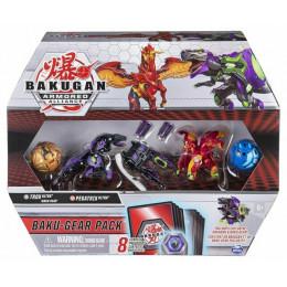 Bakugan Armored Alliance – Baku-Gear Pack: Trox Ultra + Pegatrix Ultra – 2677
